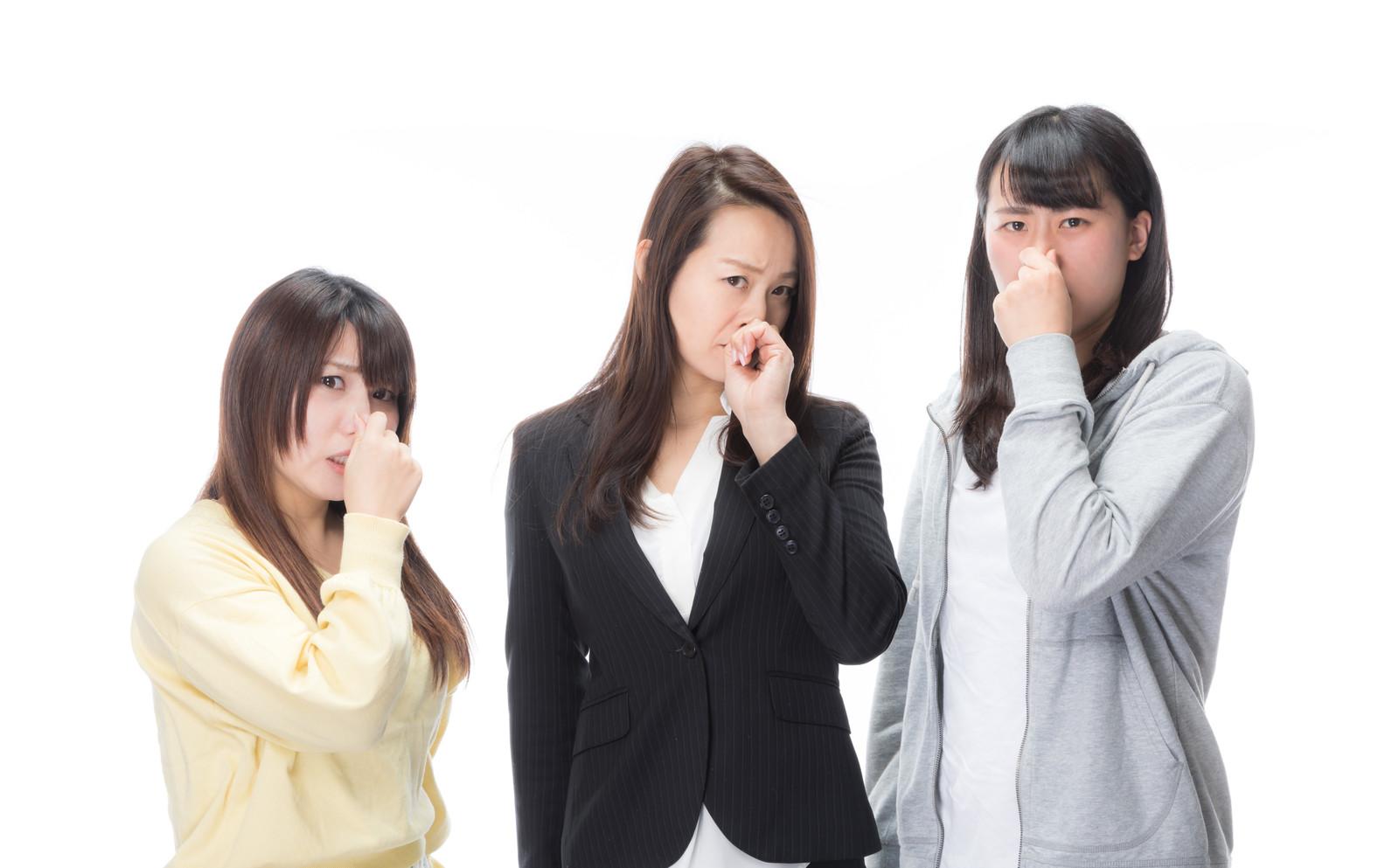 頭皮の匂いを抑える方法
